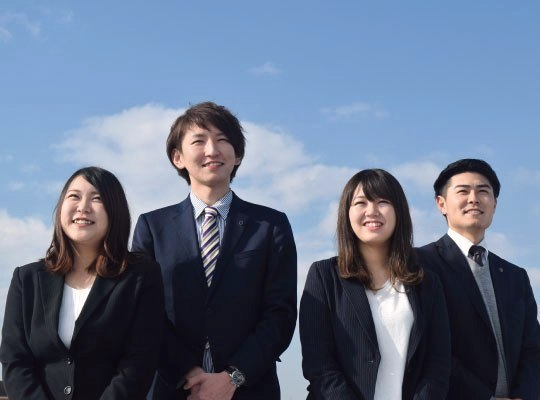 2019年に入社する社員